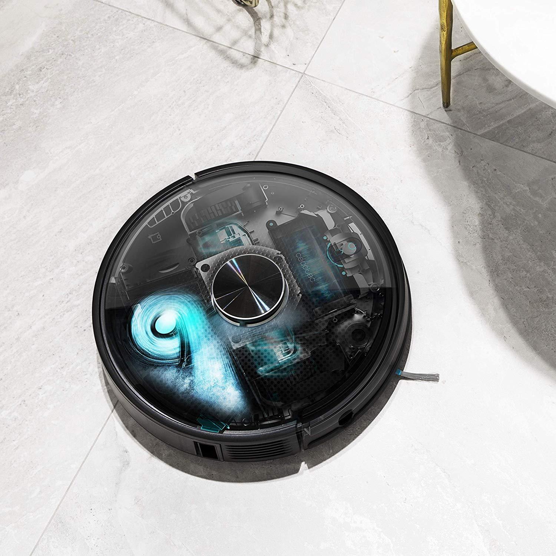 ROBOT ASPIRADOR CECOTEC CONGA SERIE 5090 NEGRO