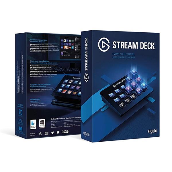 Controlador 15 teclas LCD Elgato Stream Deck