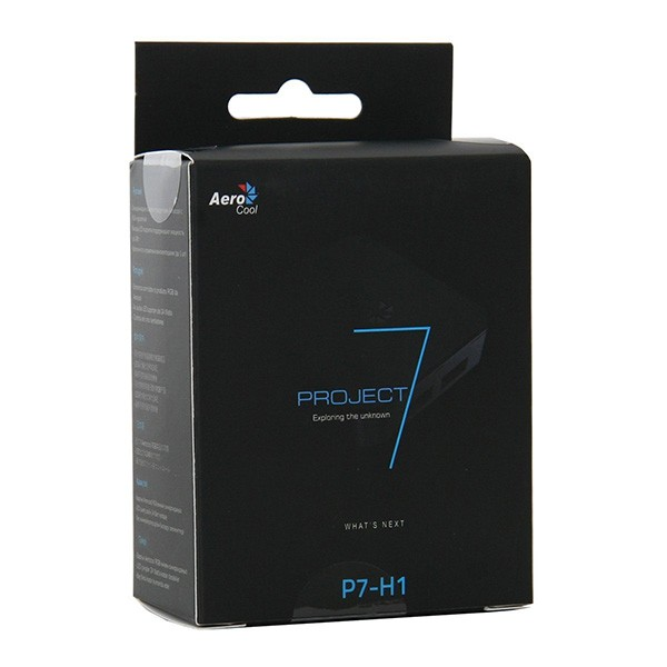 Controlador Aerocool Hub PROJECT 7 P7-H1