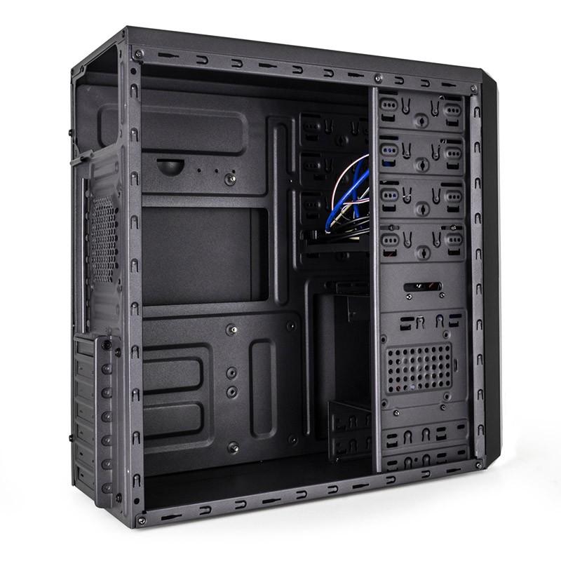 Caja PC ATX NOX Coolbay RX Negra