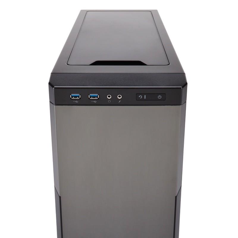 Caja PC ATX Corsair Carbide Series 330R Titanium Edition