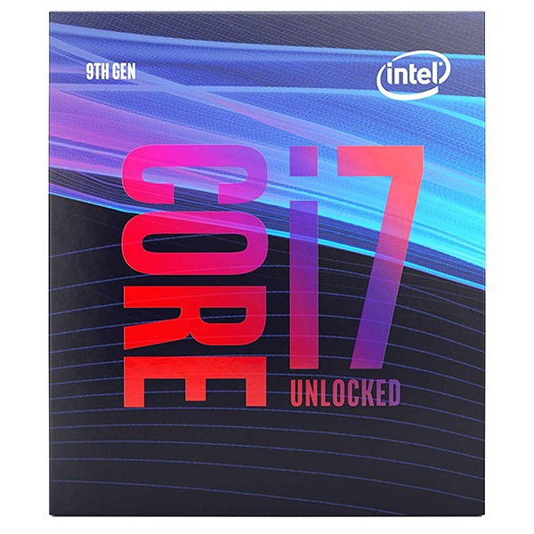 Procesador Intel Core i7-9700K 3.90GHz 12MB LGA1151(300)