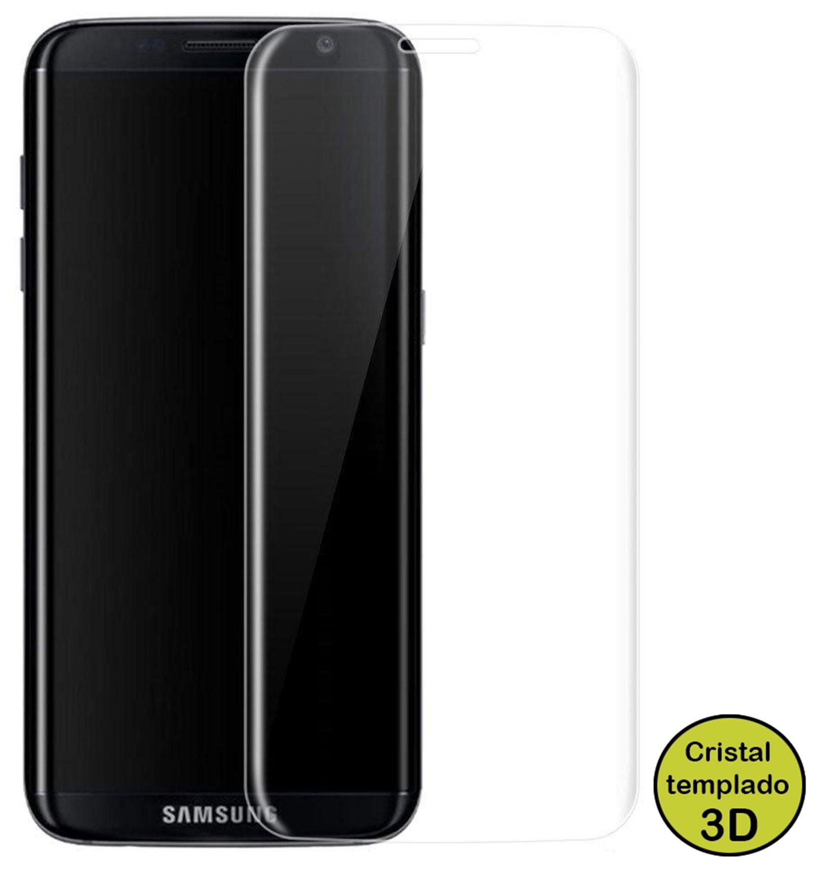 Samsung Galaxy S8 Cristal Templado 3D Transparente