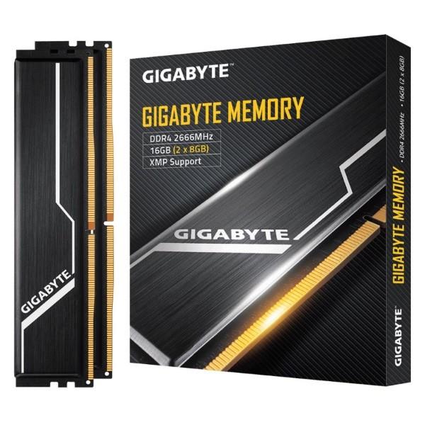 Memoria RAM Gigabyte GP-GR26C16S8K2HU41 16GB (2x8GB) DDR4 2666MHZ