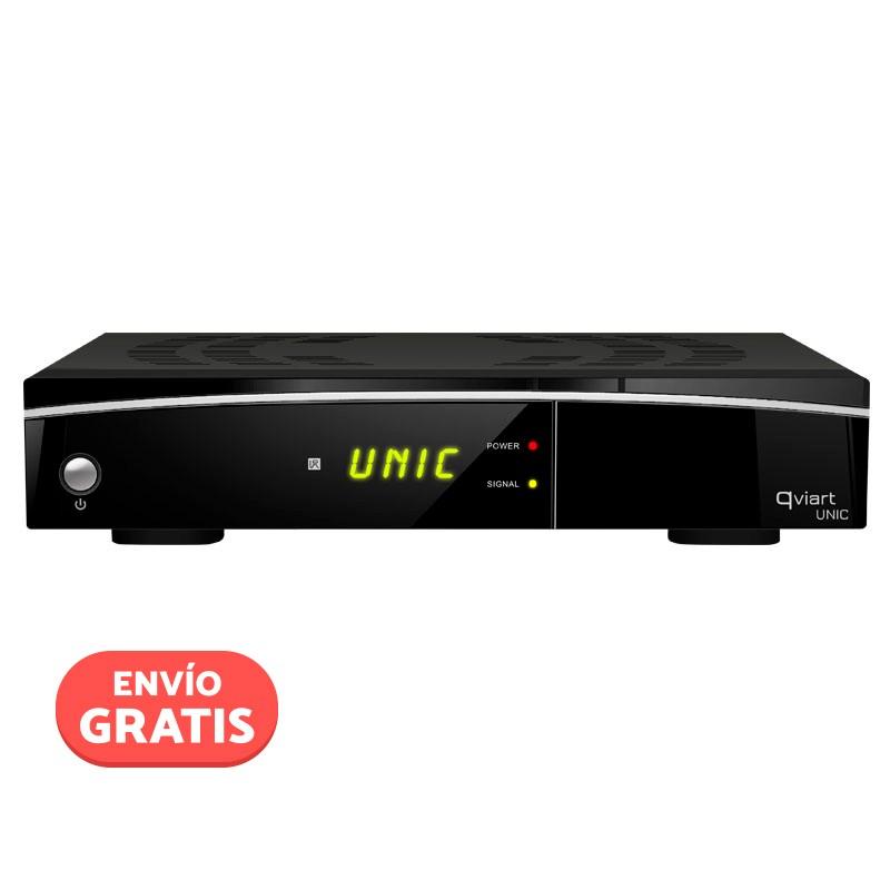 Receptor Satelite-HD qviart UNIC (IKS)