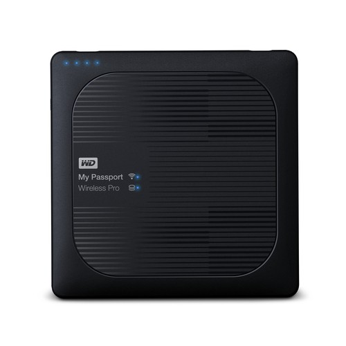 Disco Duro Wifi 2TB Western Digital My Passport Wireless Pro