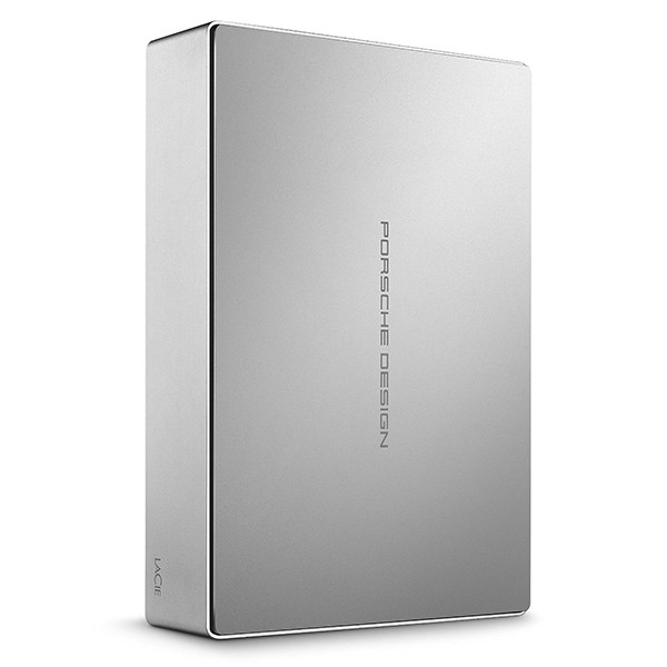 Disco Externo 6TB LaCie Porsche Design Desktop Drive USB 3.1 Type C