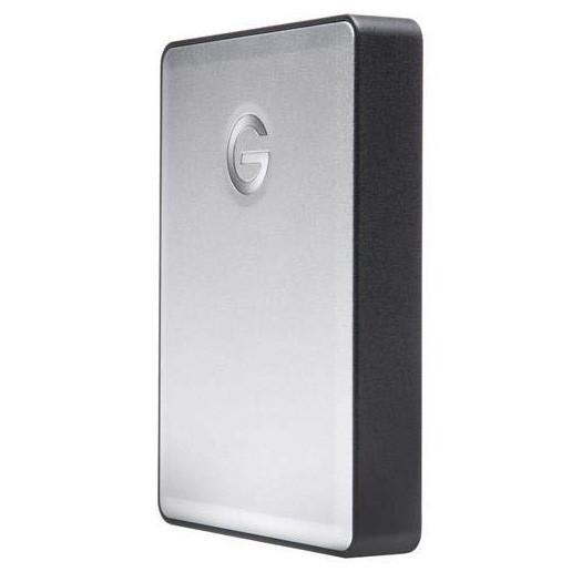 Disco Externo 4TB G-Technology G-Drive Mobile USB3.0 Aluminio
