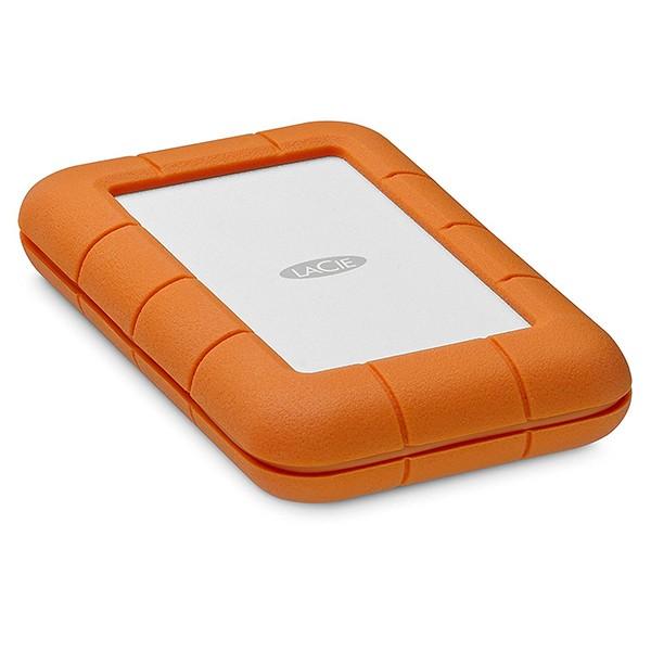 SSD Externo 500GB LaCie Rugged USB 3.1 / Thunderbolt 3
