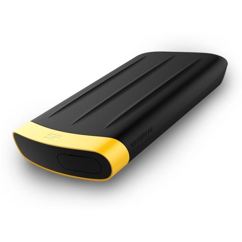 Disco Externo 2TB Silicon Power Armor A65 USB 3.1 Resistencia IP67