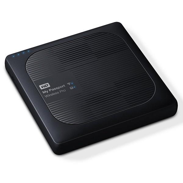Disco Externo Wifi 4TB Western Digital My Passport PRO