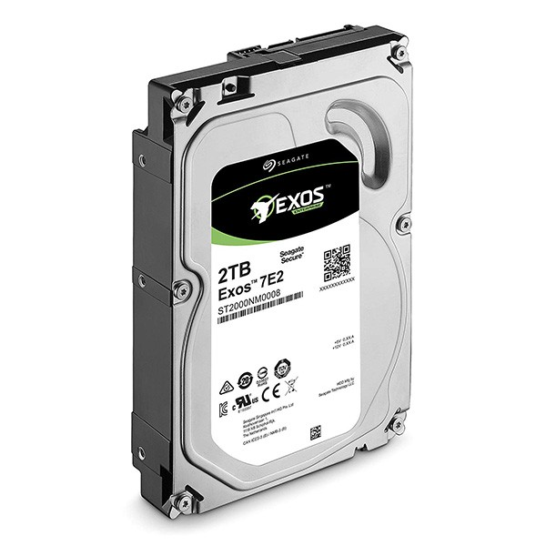 Disco Interno 2TB Seagate Exos Enterprise 3.5\