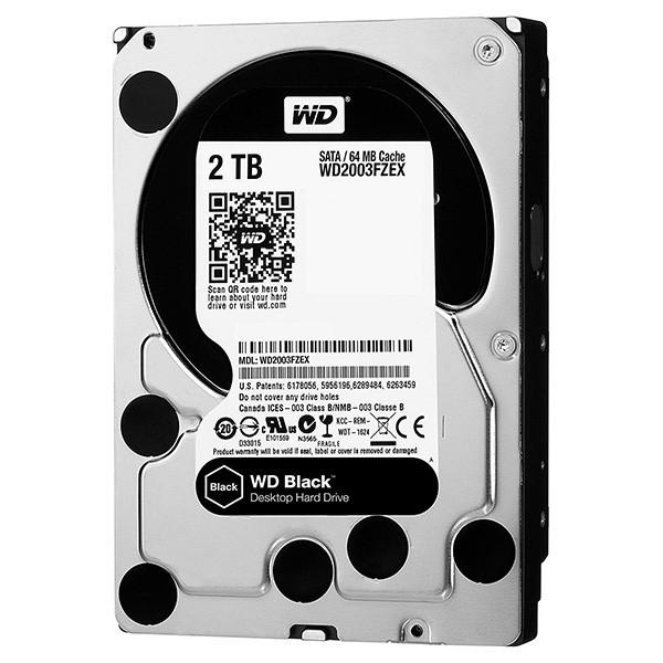 3.5` disco duro 2tb wd black sata3 6gb/s 7200rpm 64mb