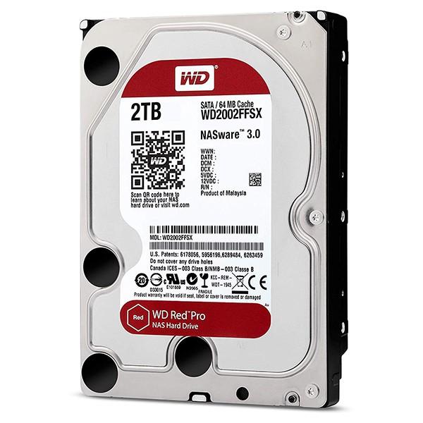 Disco NAS 2TB WD Red PRO 3.5\