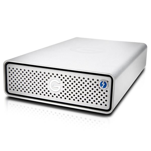 Disco Externo 4TB G-Technology G-DRIVE con Thunderbolt 3 para MAC