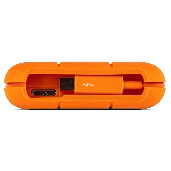 Disco Externo 2TB LaCie Rugged Thunderbolt USB 3.0