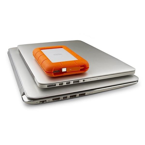 Disco Externo 1TB LaCie Rugged Thunderbolt USB 3.0