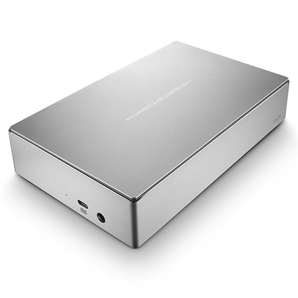 Disco externo 4tb lacie porsche design desktop drive usb tipo-c