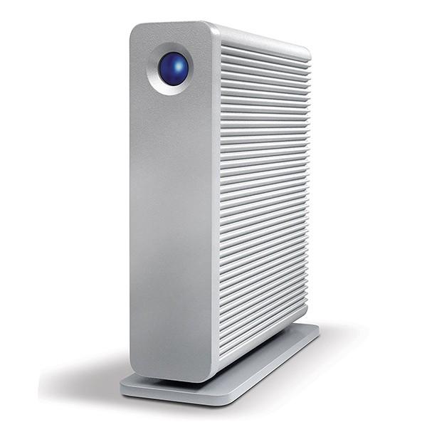 Disco de Sobremesa 6TB LaCie d2 Quadra FireWire 800 / USB 3.0 / eSATA-300