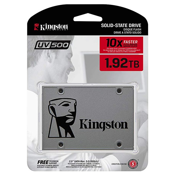 SSD 1920GB Kingston UV500 2.5\