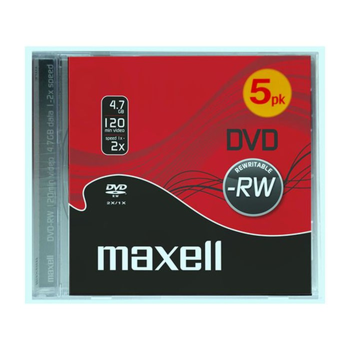 dvd-rw-maxell-caja-5-2x-4-7gb-m175