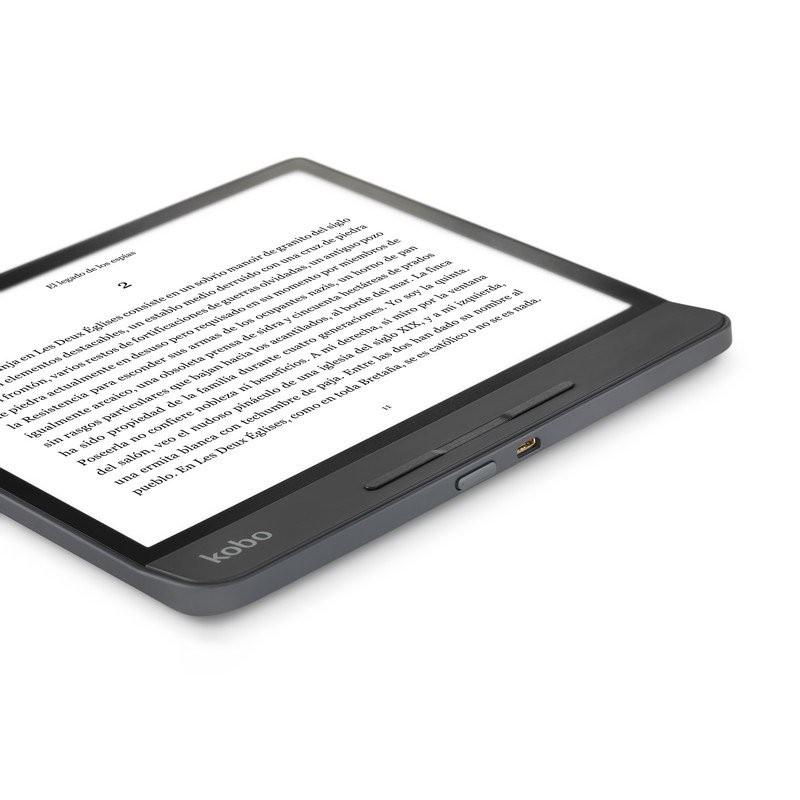 eBook Kobo Forma 8GB (Táctil / Iluminado / Resistente al Agua)