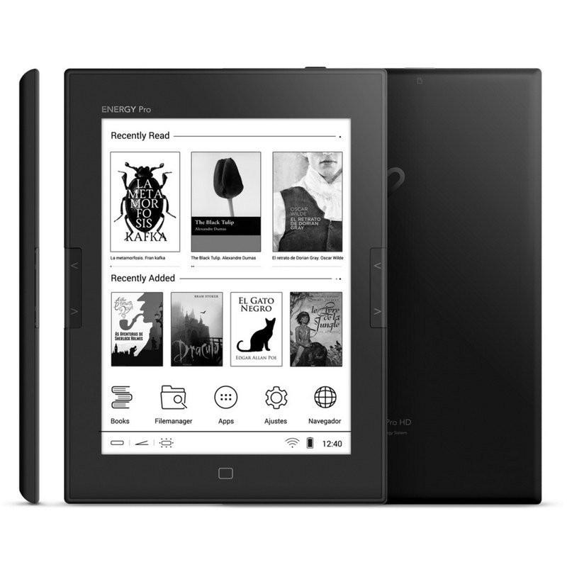 eBook Energy Sistem Pro HD 6\