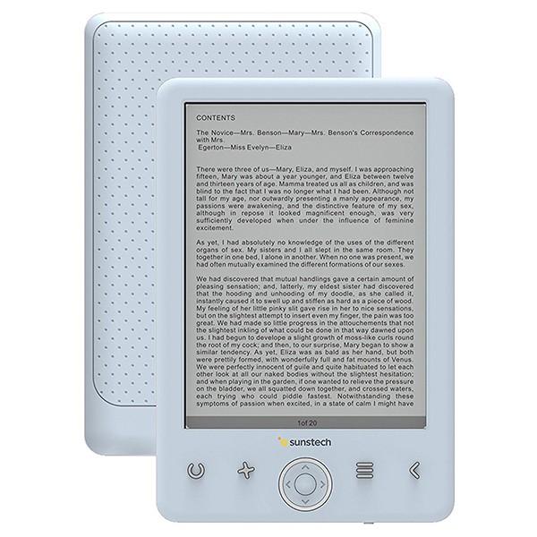 eBook Sunstech EBI8LTOUCH 6