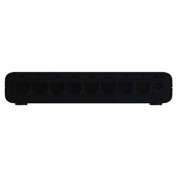 Switch Edimax ES-3308P 8p 10/100M