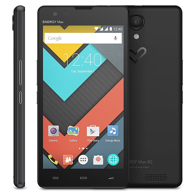Energy Phone Max 4G 5