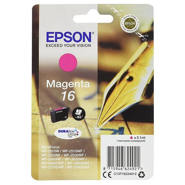 Epson 16 DURABrite Ultra Ink Cartucho Magenta Tinta Original