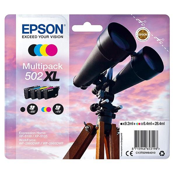 epson-502xl-multipack-4-colores-tinta-original