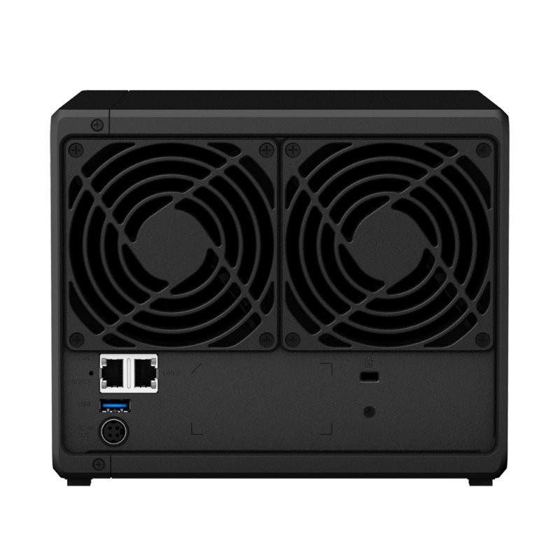 Estación NAS Synology DS418 4 Bahías
