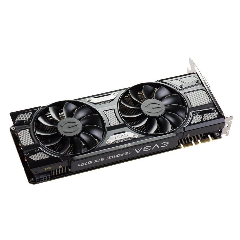 Tarjeta Gráfica EVGA GeForce GTX 1070 Ti SC 8GB GDDR5