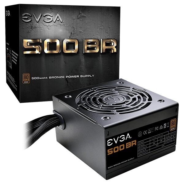 Fuente Alimentación EVGA BR 500W 80 Plus Bronze
