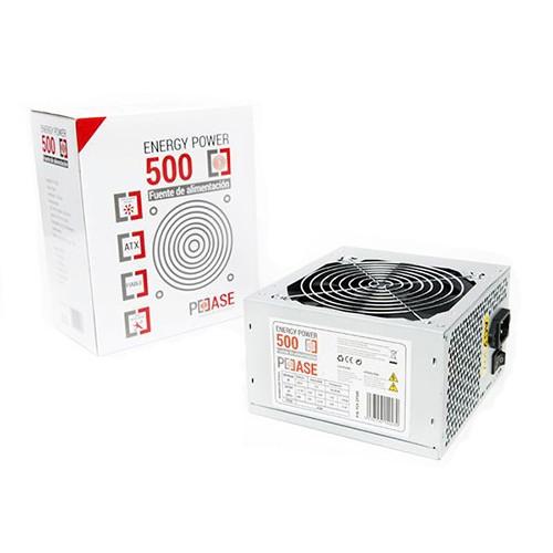 Fuente Alimentación PCCase EP-500 500W