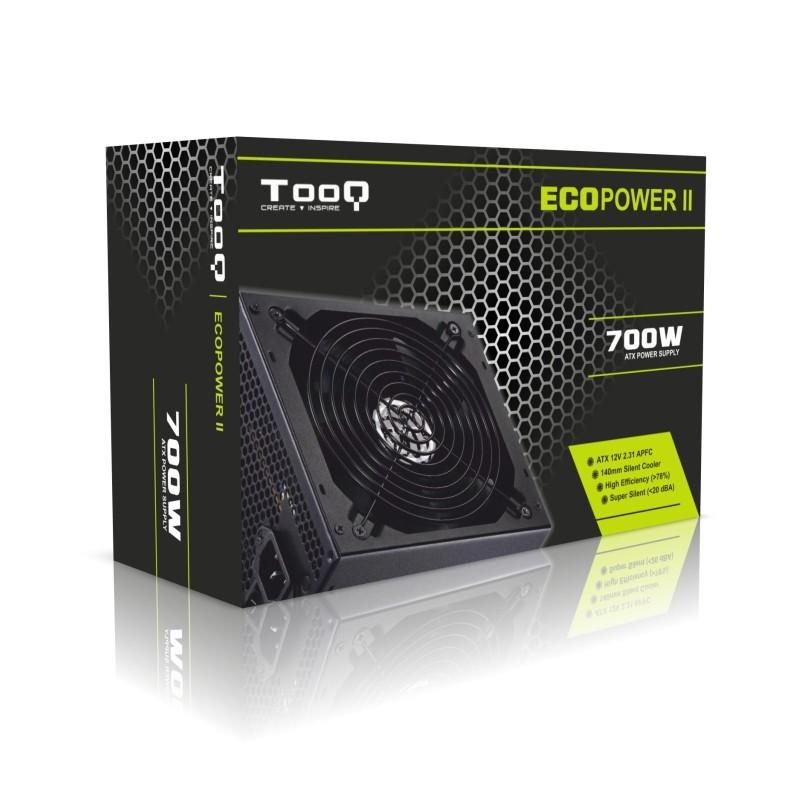 Fuente Alimentación TooQ TQEP-700SP Ecopower II 700W