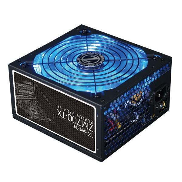 Fuente Alimentación Zalman ZM700-TX 700W LED 80 PLUS