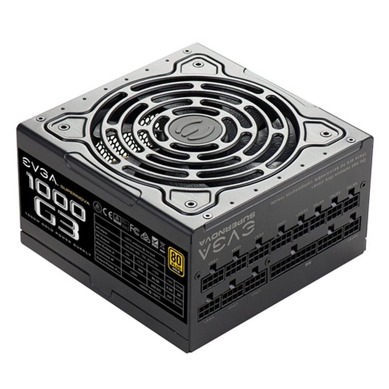 Fuente Alimentación Modular EVGA SuperNOVA 1000 G3 1000W 80 PLUS Gold