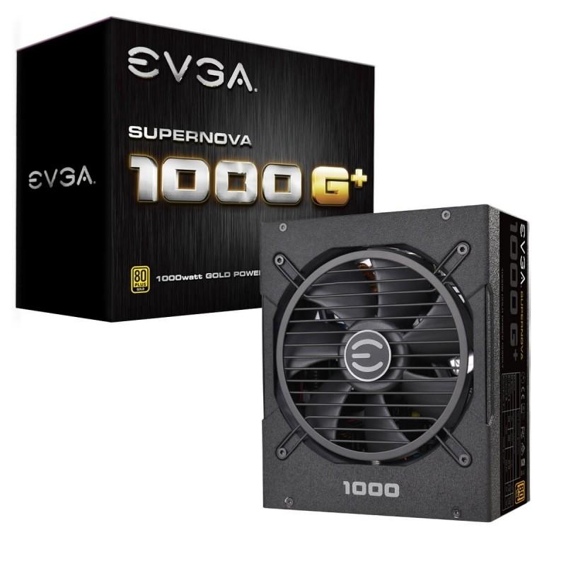 Fuente Alimentación Modular EVGA SuperNOVA 1000 G1+ 1000W 80 PLUS Gold