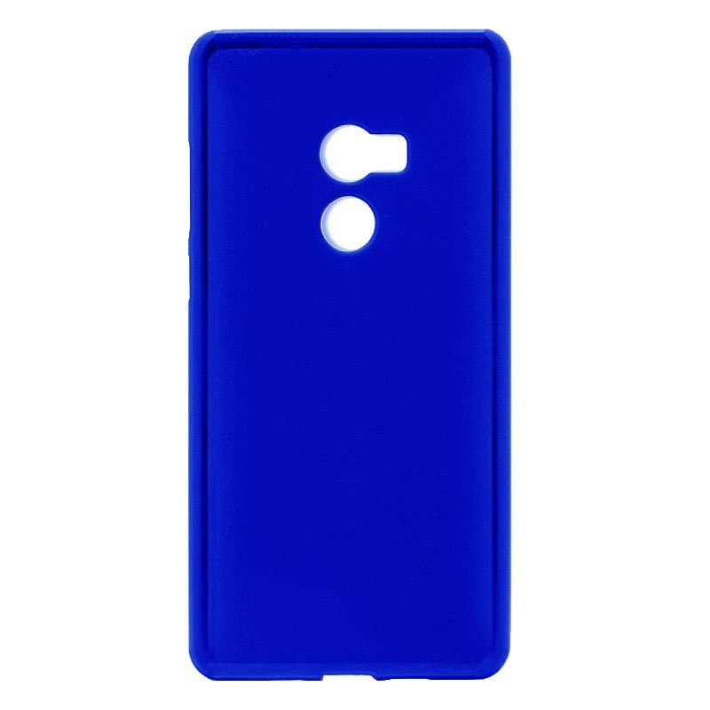xiaomi-mi-mix-2-funda-silicona-azul