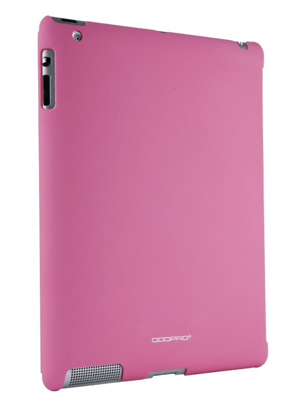 Ipad 2 funda protectora qoopro 28021f rosa - Ipad 1 funda ...