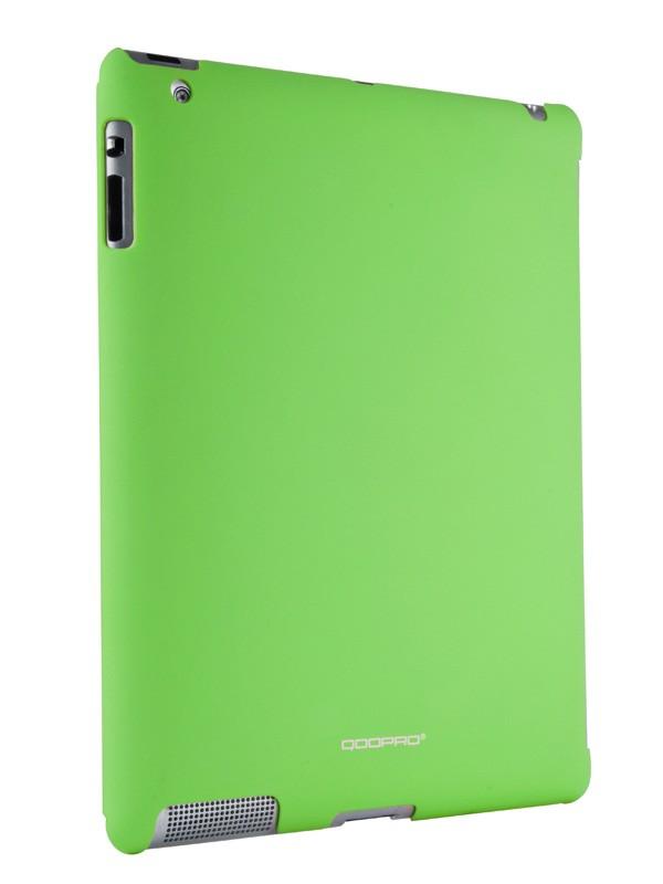 iPad 2 Funda Protectora QOOpro 28021L (Verde)
