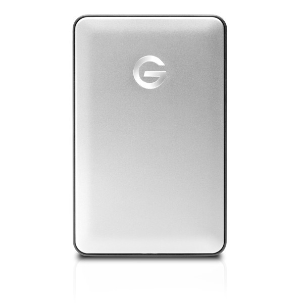 Disco Externo 1TB G-Technology G-Drive Mobile USB-C Plateado