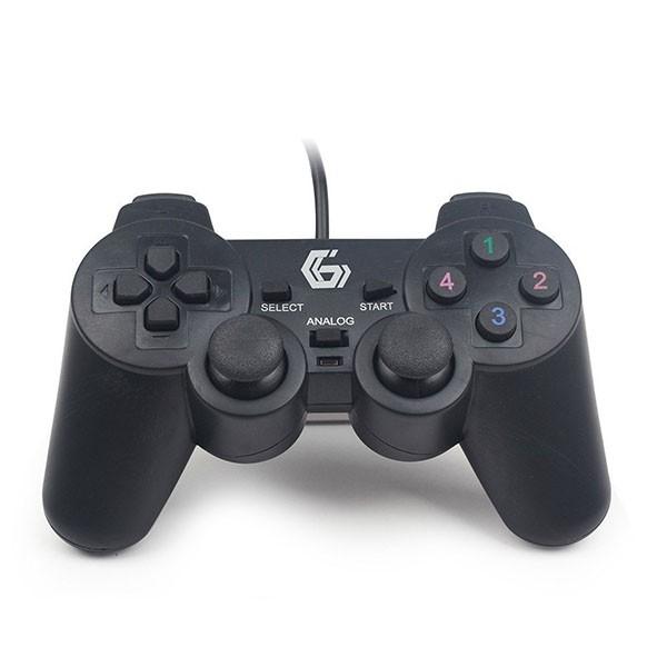 Gamepad Gembird JPD-UDV-01 Con vibración para PC
