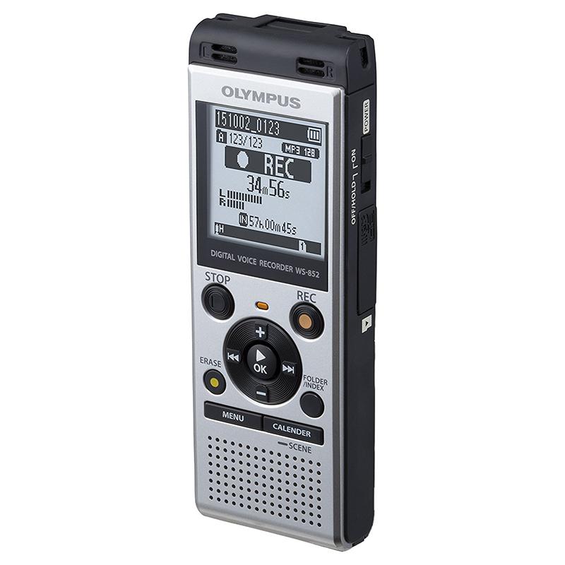 Grabadora Digital Olympus WS-852 4GB Gris