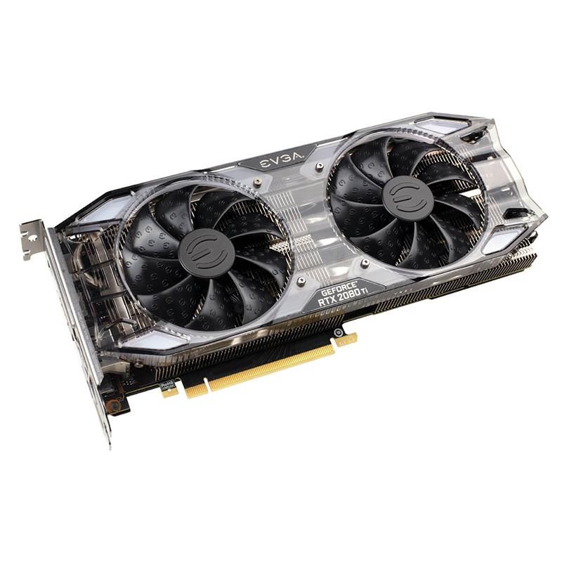 Tarjeta Gráfica EVGA GeForce RTX 2080 Ti XC Gaming 11GB GDDR6
