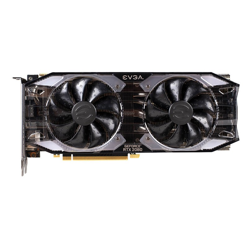 Tarjeta Gráfica EVGA GeForce RTX 2080 XC Gaming 8GB GDDR6