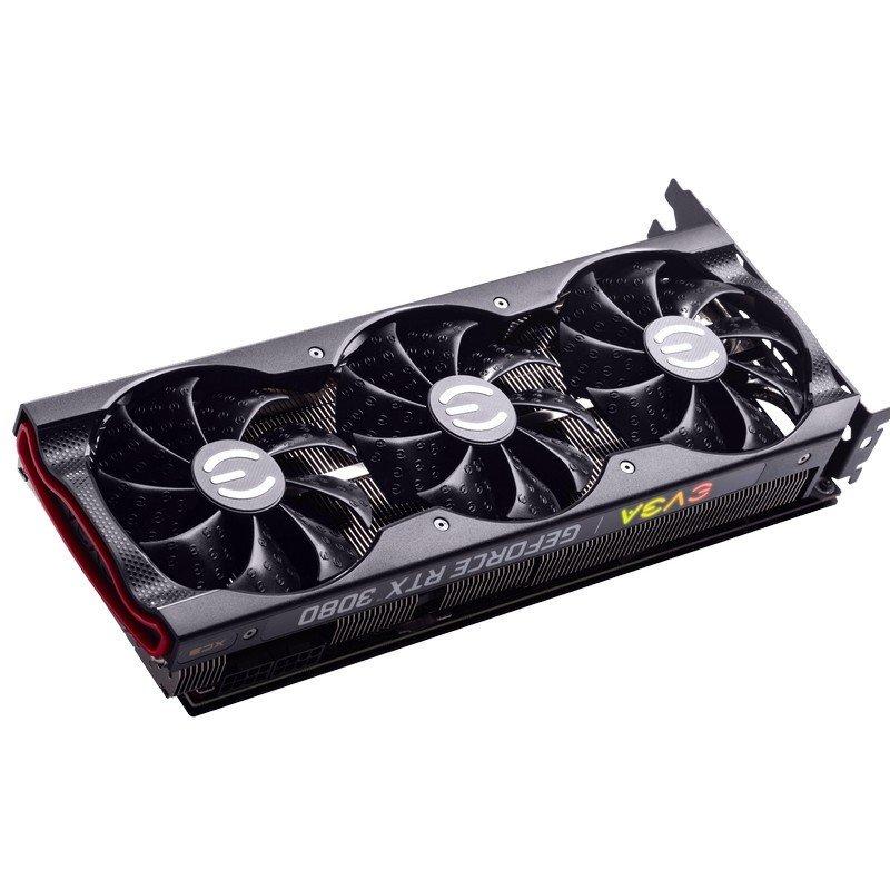 Tarjeta Gráfica EVGA GeForce RTX 3080 FTW3 ULTRA GAMING 10GB GDDR6X