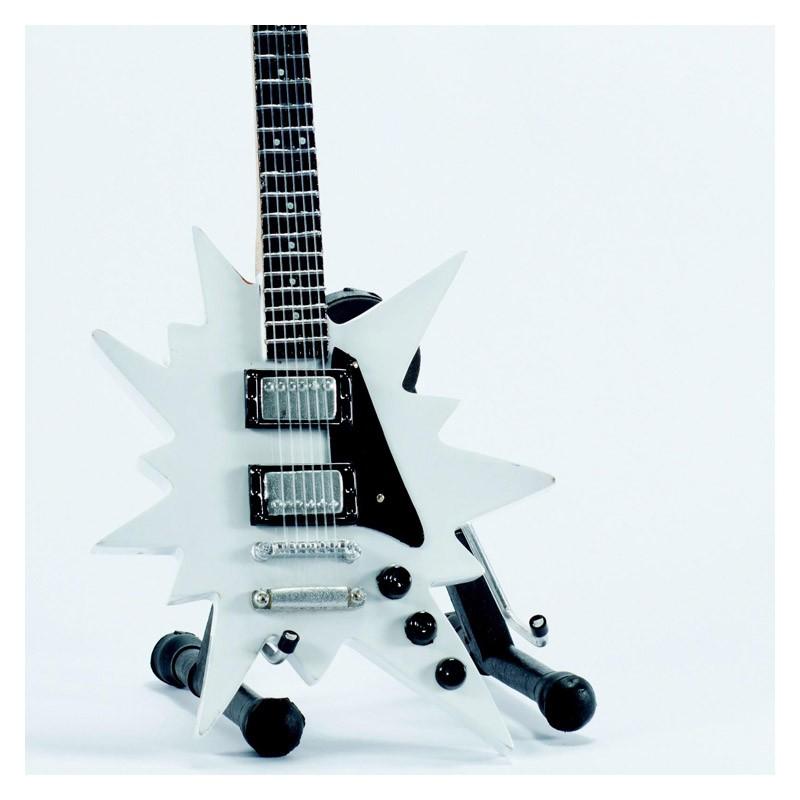 Mini Guitarra De Colección Estilo Abba - Björn Ulvaeus